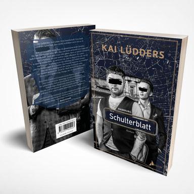 Hamburg Schulterblatt von Kai Lüdders, Cover mit freundlicher Genehmigung von Velum