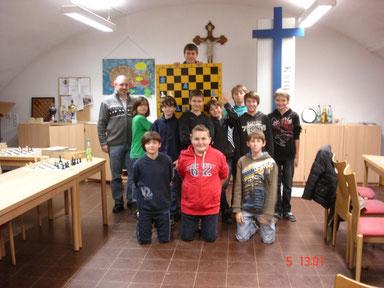 Unsere Schachjugend!