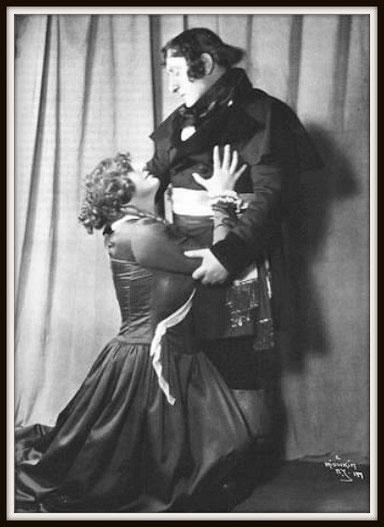Umberto Giordano ANDREA CHÉNIER (Maddalena) con Giuseppe Danise