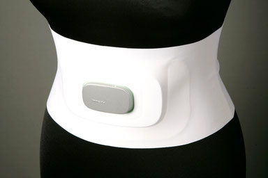 immerda | sound pickup device with belt