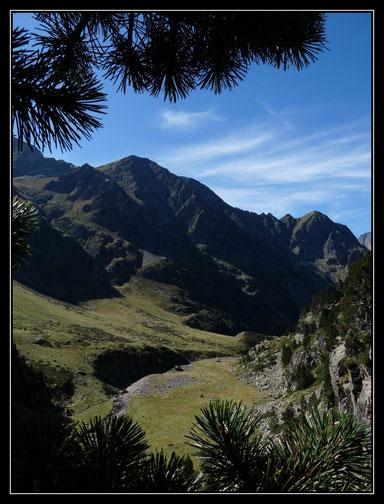 Vallée de la neste de Clarabide