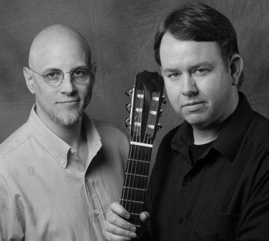 Marcelo Coronel y Christopher Dorsey