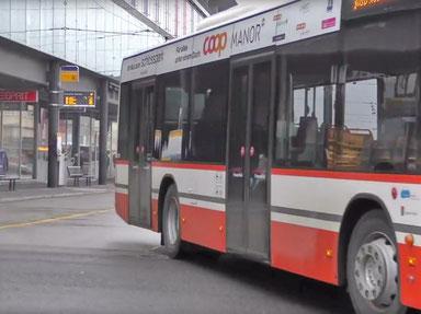Anreise mit den öffentlichen Verkehrsmitteln