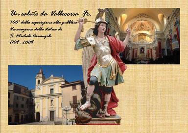Cartolina da Collezione del Centenario con ANNULLO POSTALE