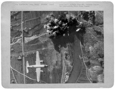 Bombardamento di Ala (TN)