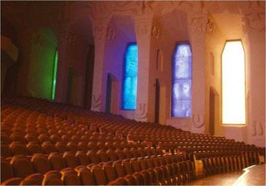 Rudolf Steiner Gotheanum Theatre, Dornach