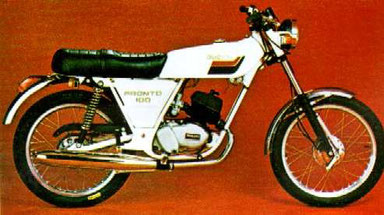 Ducati Pronto 100