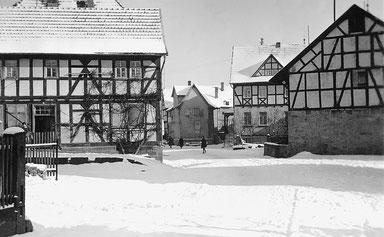 Haus Strauß II in der Schloßstraße