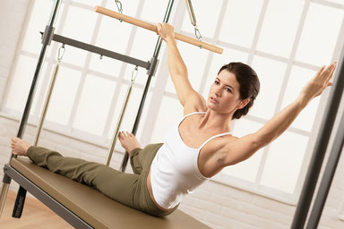 Formation Pilates Cadillac