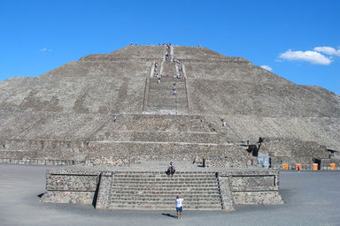 Top Things to See in Mexico - Teotihuacan
