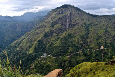 9 Days in Sri lanka - Hiking the Little Adam's Peak
