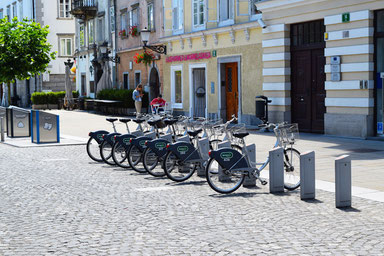 Why Slovenia Should Be Your Next Destination - Rent a bike in Ljubljana