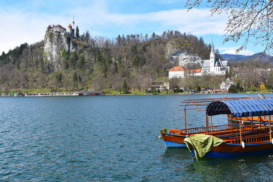 9 Places to see in Slovenia - Lake Bled