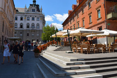 9 Places to see in Slovenia - Ljubljana