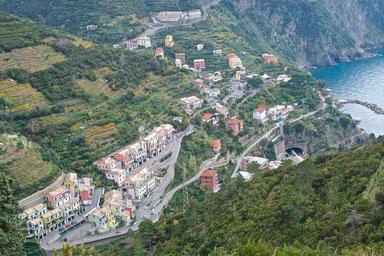 Hike the Cinque Terre - Riomaggiore, Italy