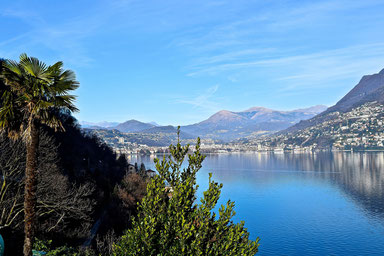 10 Stunning Places to Visit in Switzerland - The Lugano Lake