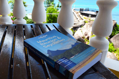 Our trip to the Seychelles islands - Studying for the trip