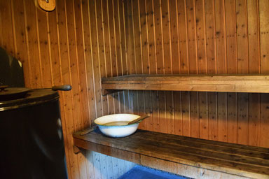 One of Our Short Breaks in Finland - Finnish Sauna