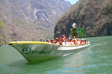 Top Things to See in Mexico - Sumidero Canyon