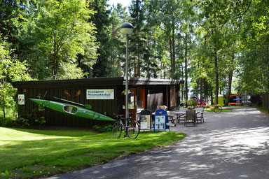 Kayaking in Finland - Paddling Centre Natura Viva