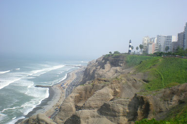 Where to stay in Lima - The Miraflores Promenade