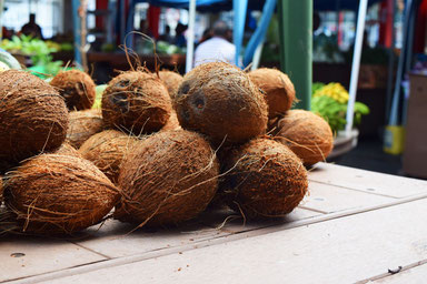 Our trip to the beautiful Seychelles islands - Visiting the Victoria markets