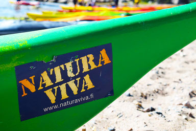 Kayaking in Finland - Natura Viva