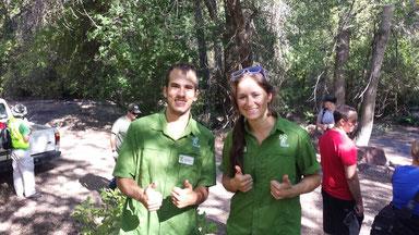 Helping Tree Utah in Tanner Park