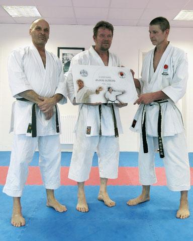 40jähriges Karatejubiläum
