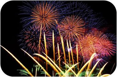 Silvester Braunlage Harz Feuerwerk
