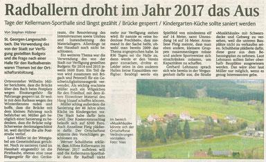 Schwarzwälder Bote 20.11.2014 (Anklicken zum Vergrößern)