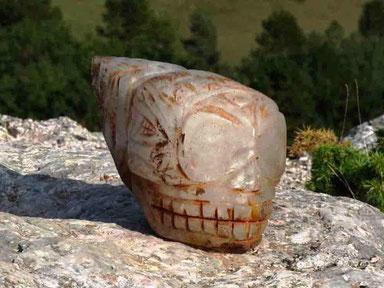 ŠhaMuRâ : Crâne péruvien pré-inca