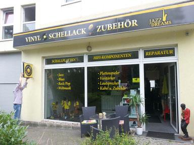 Verstärker und Receiver Reparaturservice bei Jazz Dreams HiFi Berlin in Pankow.