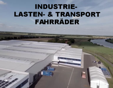 Industrie- * Lasten- * Betriebs- * Transportfahrräder  *Lastenroller