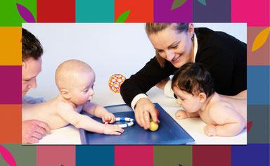 Kurse für Eltern und ihre Babys