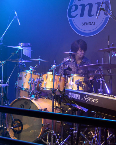 2012.5.19 幹,MegMusic Band Drum set