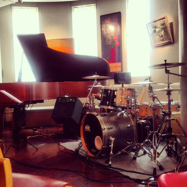 2013.5.5 榊原光裕Trio Drum set