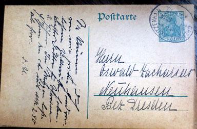 Bild: Wünschendorf Rittergut Metsch