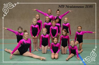MTV Nordstemmen Leistungsturnen