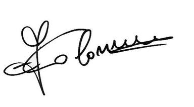 Autografo - Colonnese