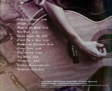 CD ; back cover