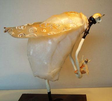 Kleinplastik von Cornelia Heinzel-Lichtwark