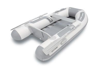 Zodiac Cadet 230 Roll Up 200 230 270 for sale te koop - Rubberboot Holland Aalsmeer