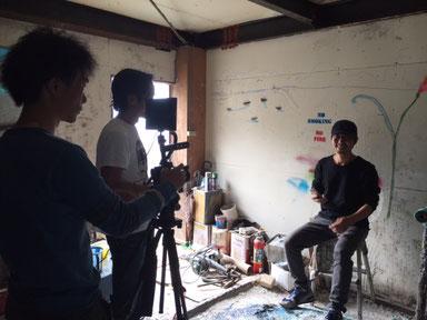 Wonちゃんムービープロジェクト! 鈴木監督。楽しみでーす!