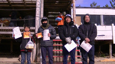 BGクラス 3位 遠矢龍二(写真右から2番目)