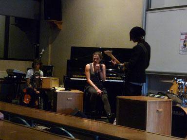 Concert à l'amphithéâtre 20 décembre 2012