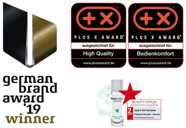 Beauty Hills, Kosmetik, Auszeichnungen, Preise, Gewinne