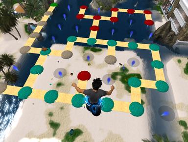 Second Life - Backtracking Screenshot