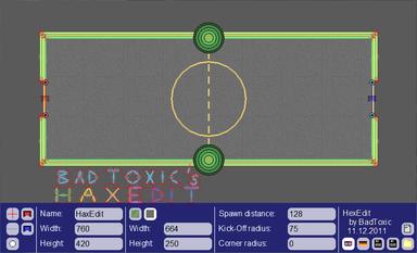 HaxEdit Screenshot