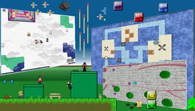 Spiele Collage